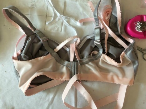 beginners bra making