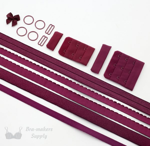 ruby findings kit black cherry