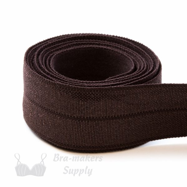foldover elastic chocolate