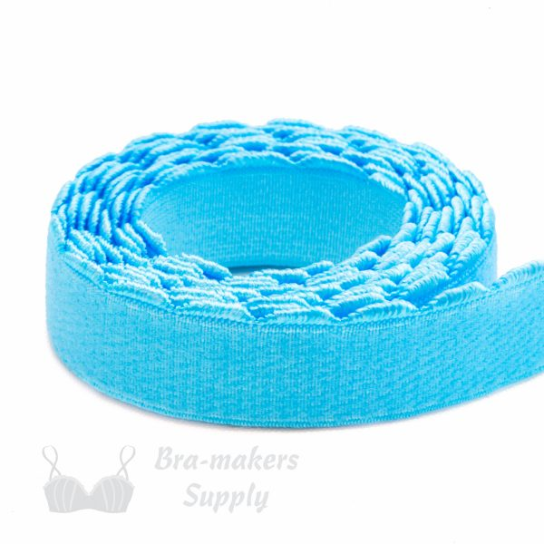 top band elastic turquoise