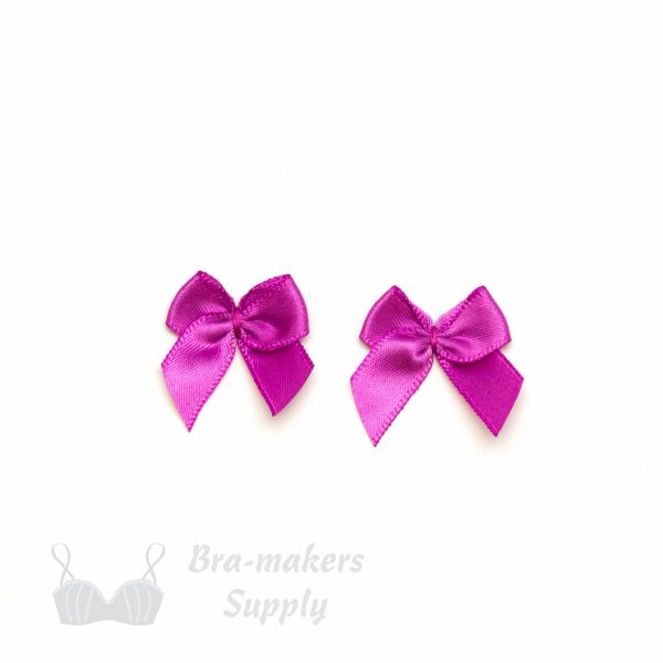 decorative bows fuchsia