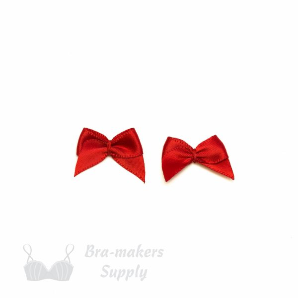 decorative bows red